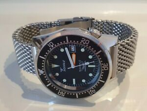 Squale Atmos Diver Watch