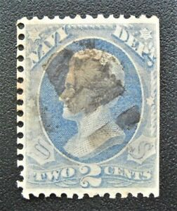 1873 US Official Navy Dept O36 used