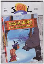 YAKARI E O GRANDE URSO (DVD) NEW