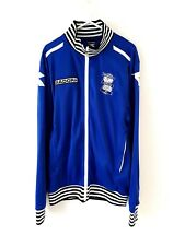 Birmingham City Jacket. Small Adults. Blue Long Sleeves Track Top Coat S Diadora