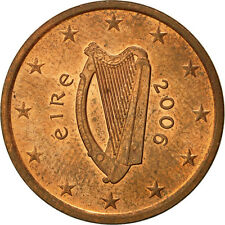 [#466549] IRELAND REPUBLIC, 5 Euro Cent, 2006, TTB, Copper Plated Steel, KM:34
