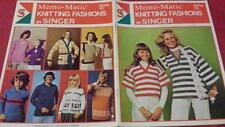 Singer Contemporary Crocheting & Knitting Patterns
