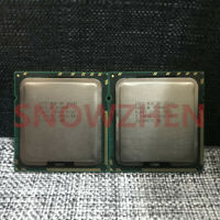 Matching pair Intel Xeon X5687 CPU 4-Core 3.6 GHz 12 M SLBVY LGA 1366 Processor