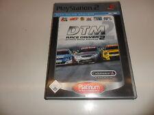 PlayStation 2  PS 2  DTM Race Driver 2
