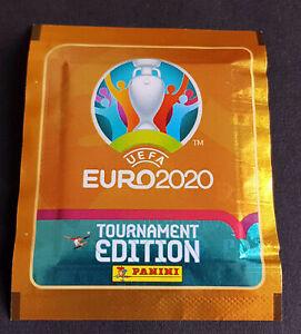 Panini UEFA EURO 2020 Tournament Edition Orange Belarus Tüte / Packet