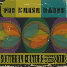Southern Culture On The Skids : The Kudzu Ranch CD (2013) ***NEW*** Great Value