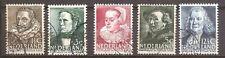 Nederland - 1938 - NVPH 305-09 - Gebruikt - SB509