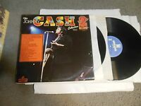 Collection Vol. 2 by Johnny Cash 2x LP UK IMPORT NM- VG+ 1977