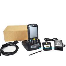 MC55 MC5590-P30DURQA9WR Motorola 1D/2D WM6 Barcode Scanner +CRADLE & WARRANTY