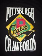 "PITTSBURGH ""Craws"" CRAWFORDS Negro League (XL) T-Shirt"