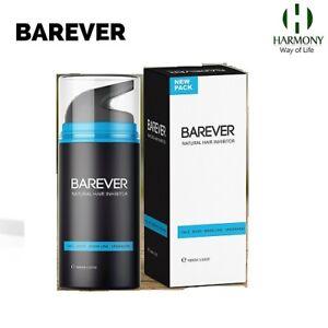 Barever Natural Hair Inhibitor 100gm,Face,Body,Bikini Line,Underarm Hair Removal