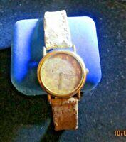 Lee Sands Unisex Cork Watch