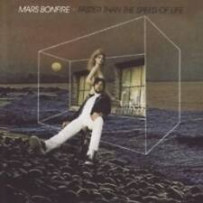 Mars Bonfire-Faster Than the Speed of life CD NUOVO