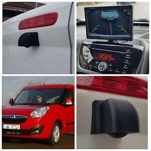 Vauxhall combo van 2012 - 2018 REVERSING CAMERA