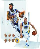 NBA Basketball Golden State Stephen Curry 1/9 Scale Motion Masterpiece Figure