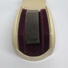 Vintage Lucite Mid Century Modern Bracelet Watch Box Presentation Display