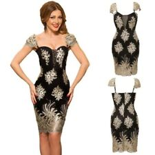 3196aaa841d3 Pailletten-Normalgröße Damenkleider günstig kaufen   eBay