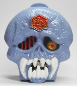 Mighty Max. Skull Dungeon. Doom Zones. Bluebird Toys. #2.