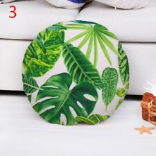 BN Tommy bahama style Round cushion cover LINEN COTTON #3