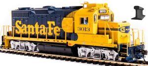 Broadway Limited ~ HO Scale ~ Santa Fe ~ GP20 #3013 ~ Paragon4 DC/DCC/Sound 4265