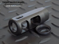 5/8x24  458 Socom muzzle brake with free crush washer. Made in the U.S.A.