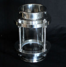 "3"" Column Sight Glass with Clamp and Gasket"
