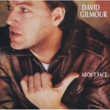 DAVID GILMOUR - ABOUT FACE (REMASTERED) CD 10 TRACKS CLASSIC ROCK & POP NEW!