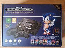 Sega Mega Drive Flashback HD mit SD Kartenslot | 82 Spiele | Neuwertig