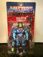 MASTER OF THE UNIVERSE CLASSICS ULTIMATE SKELETOR SUPER 7 IN HAND!