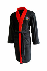 Mortal Kombat Retro Gaming Adult Dressing Gown Robe