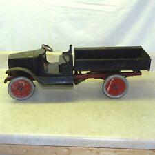 Vintage Buddy L Hydraulic Dump Truck Toy, Early Piece, Original #1