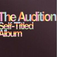 THE AUDITION - SELF-TITLED ALBUM  CD NEW!