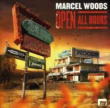 Woods,marcel - Open All Hours NEW CD