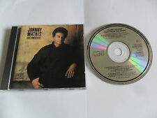 JOHNNY MATHIS – Right From The Heart (CD 1985) JAPAN Pressing /No Barcode