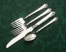 Damask Rose by Oneida Sterling Silver 32 piece Service for 8