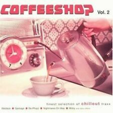 Coffeeshop 2-Finest Selection of Chillout Traxx (1999) Waldeck, Garbage, .. [CD]