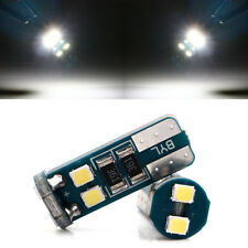 100Pcs T10 3030 6SMD Canbus Error Free W5W 168 White LED bulbs Side Light 12V