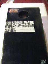 "ELITE FORCE 12"" USMC MARINE EXPEDITIONARY UNIT REBEL LIMITED FIGURE BBI BLUE BOX"