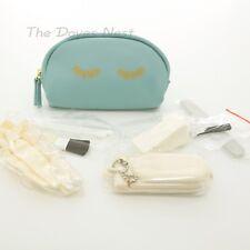LAUREN CONRAD Gift Set BLUE COSMETIC BAG Beauty & Blunders Rescue Kit MAKEUP BAG