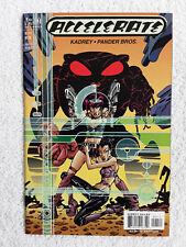 ACCELERATE #4 2000 Vertigo / DC Mature Readers VF