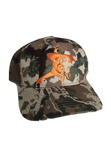 Limited Edition First Lite Fusion Trucker Hat Camo TRCP Theodore Roosevelt