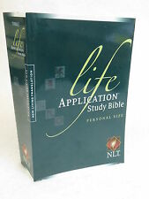 LIFE APPLICATION STUDY BIBLE Personal Size New Living Translation 2nd Edition