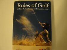 B00B6T59XC Rules of Golf 2012 and the Rules of Amateur Status 2012-2015