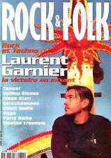 Rock & Folk #372 -Laurent GARNIER- Stones, Ringo Starr