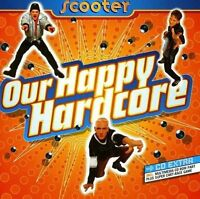 Scooter Our happy hardcore (1996) [CD]