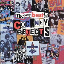 COCKNEY REJECTS - THE VERY BEST OF COCKNEY REJECTS NEW CD