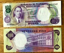 Pilipino Series Banknote 100 Piso Commemorative Peso Bill