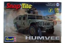 Revell Snap Tite Model Kit Humvee 1:25 Scale