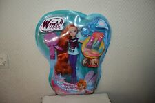 POUPEE WINX CLUB BLOOM COLLECTION  MAGICAL HAIR MUNECA/DOLL/PUPPE NEUF 2012