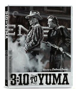 3:10 to Yuma - The Criterion Collection - BluRay- Region A